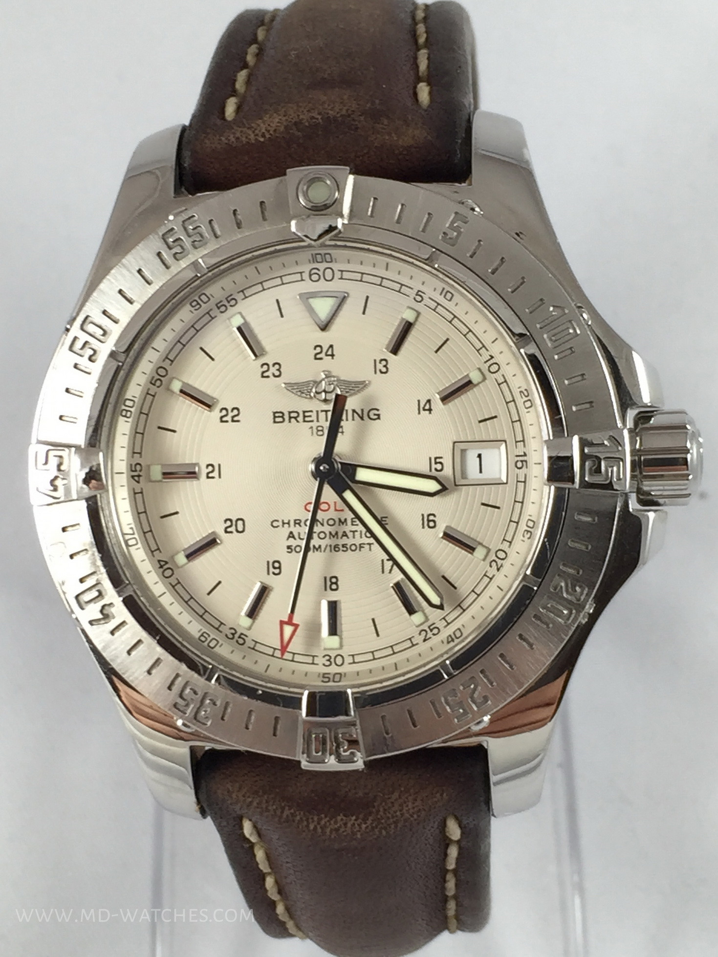 Buy breitling colt automatic breitling pre owned watches for Breitling automatic