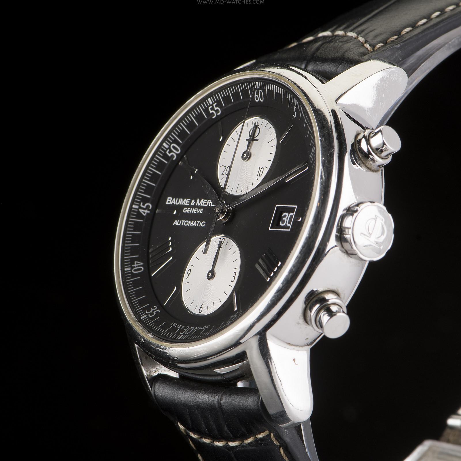 17f58a8678b Buy Baume   Mercier Classima XL Chronograph Automatic Ref. 65591 Watches