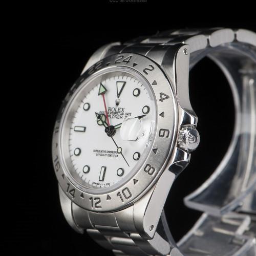Rolex Explorer II 16570 1