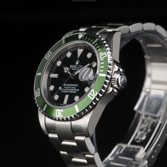 Rolex Submariner 50th Anniversary 16610LV 1