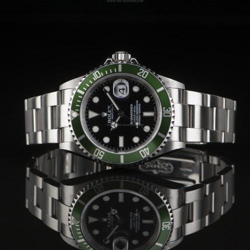 Rolex Submariner 50th Anniversary 16610LV 3