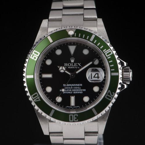 Rolex Submariner 50th Anniversary 16610LV 4