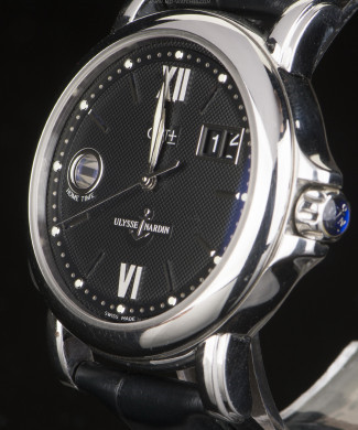Ulysse Nardin Dual Time 40 mm 223-88 1