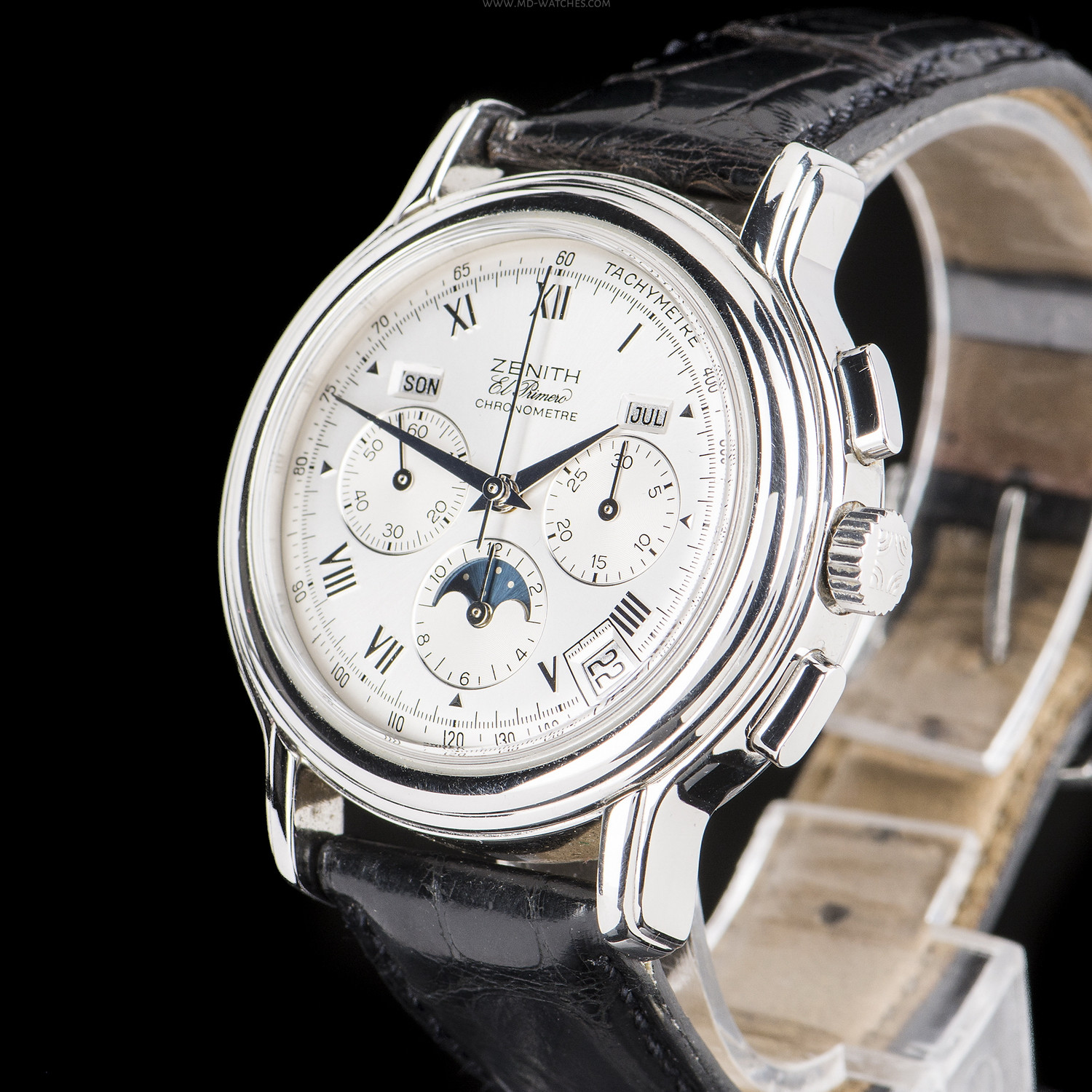 Zenith el primero chronomaster ref 39mm md watches for Zenith watches