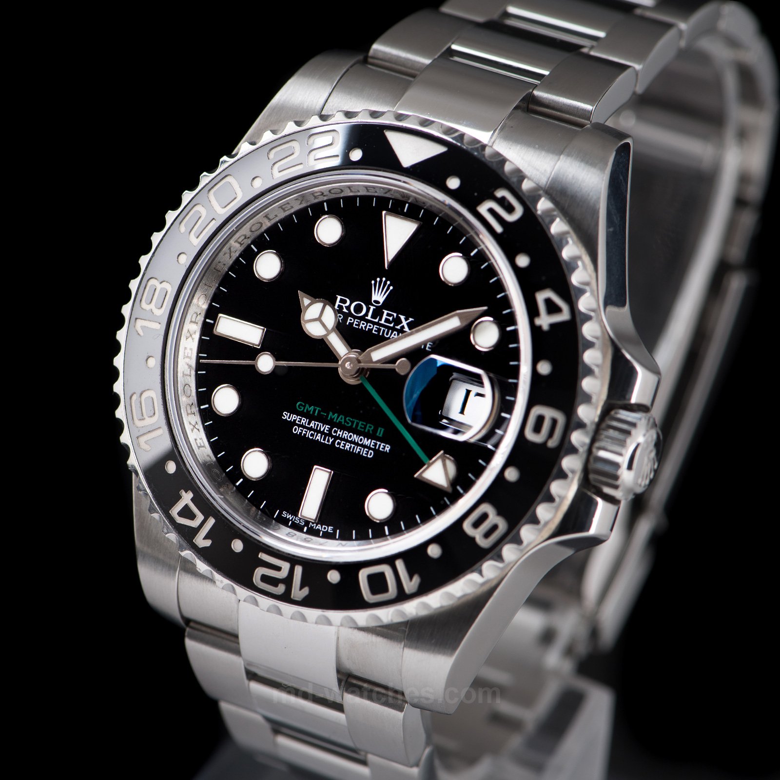 Rolex gmt master ii 116710ln ceramic for Rolex gmt master