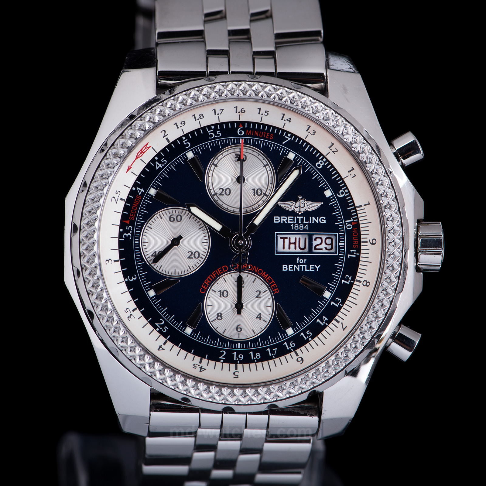 Breitling For Bentley Gt Special Edition Ref A13362 44