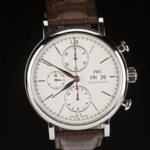 IWC Portofino Chronograph IW391002 5