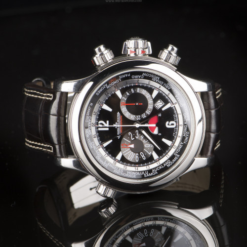 Jaeger LeCoultre Master Compressor Extreme World Chronograph 150.8.22 3