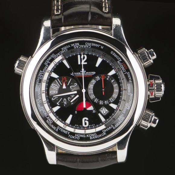 Jaeger LeCoultre Master Compressor Extreme World Chronograph 150.8.22 5