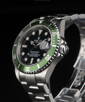 Rolex Submariner 50th Anniversary 16610LV 1