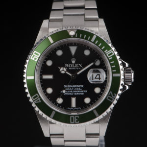 Rolex Submariner 50th Anniversary 16610LV 4