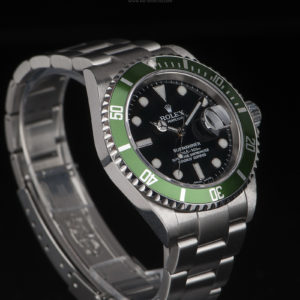 Rolex Submariner 50th Anniversary 16610LV 5