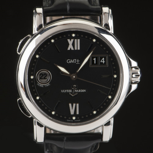 Ulysse Nardin Dual Time 40 mm 223-88 5