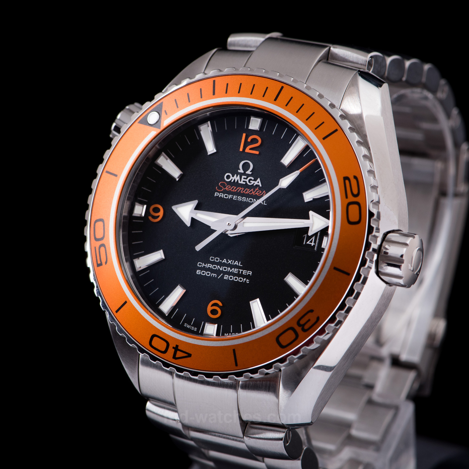 d7821963b5e7 Omega Seamaster Planet Ocean 600m Co-axial Ref. 232.30.46.21.01.002 – 45.5mm