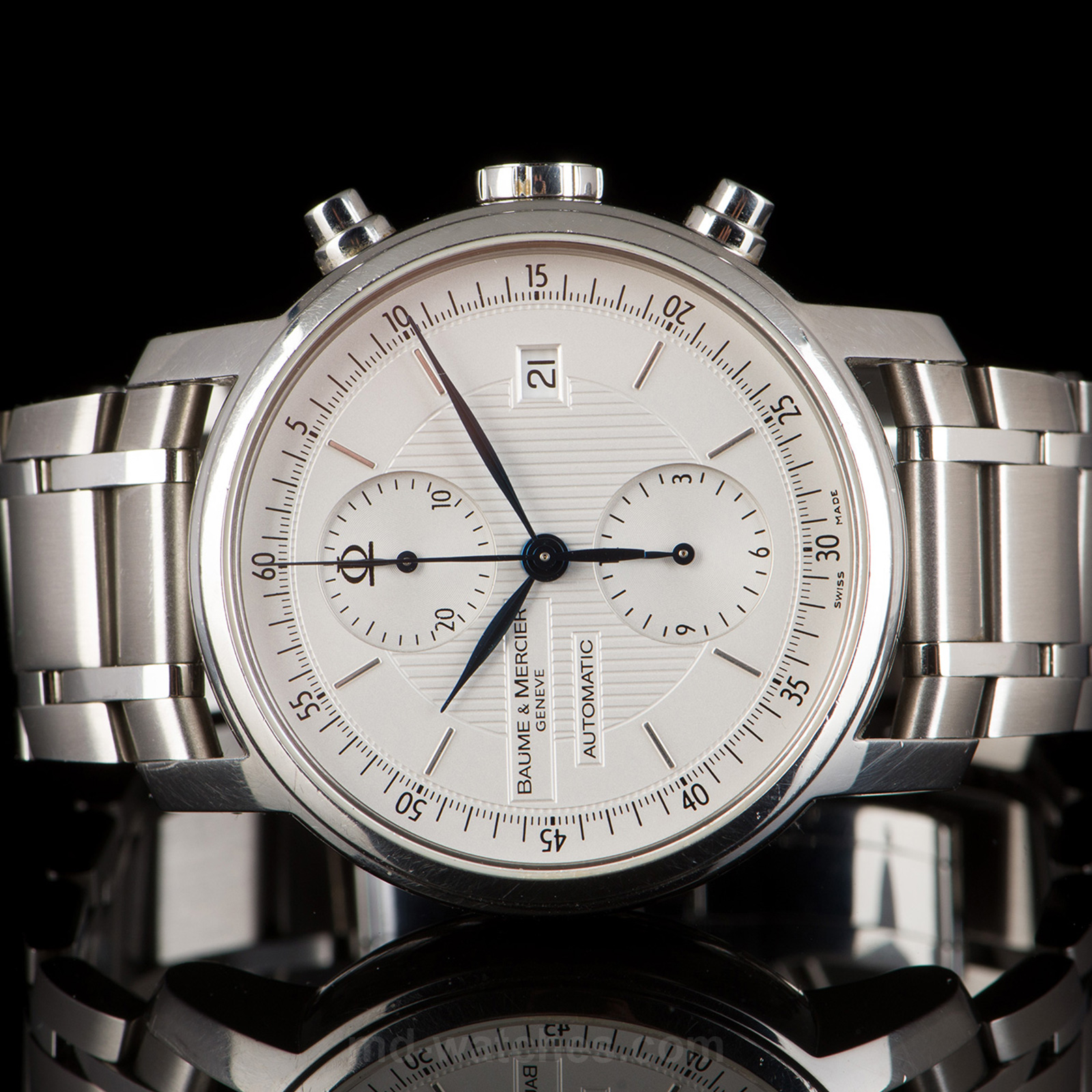 e66ef2c04c9fe4 Buy Baume & Mercier Classima XL Chronograph Automatic Ref. 65591 Watches