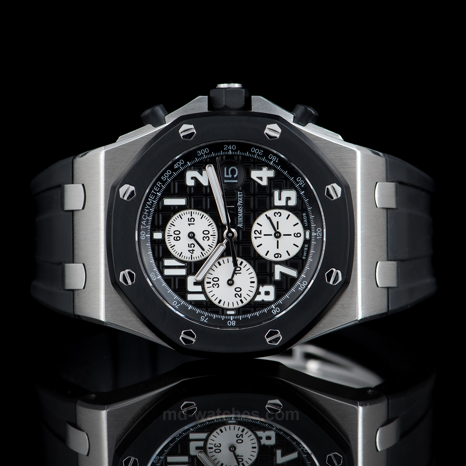 29ff405ef76 Audemars Piguet Royal Oak Offshore Chronograph Ref.: 25940SK.OO.D002CA.03 –  42mm