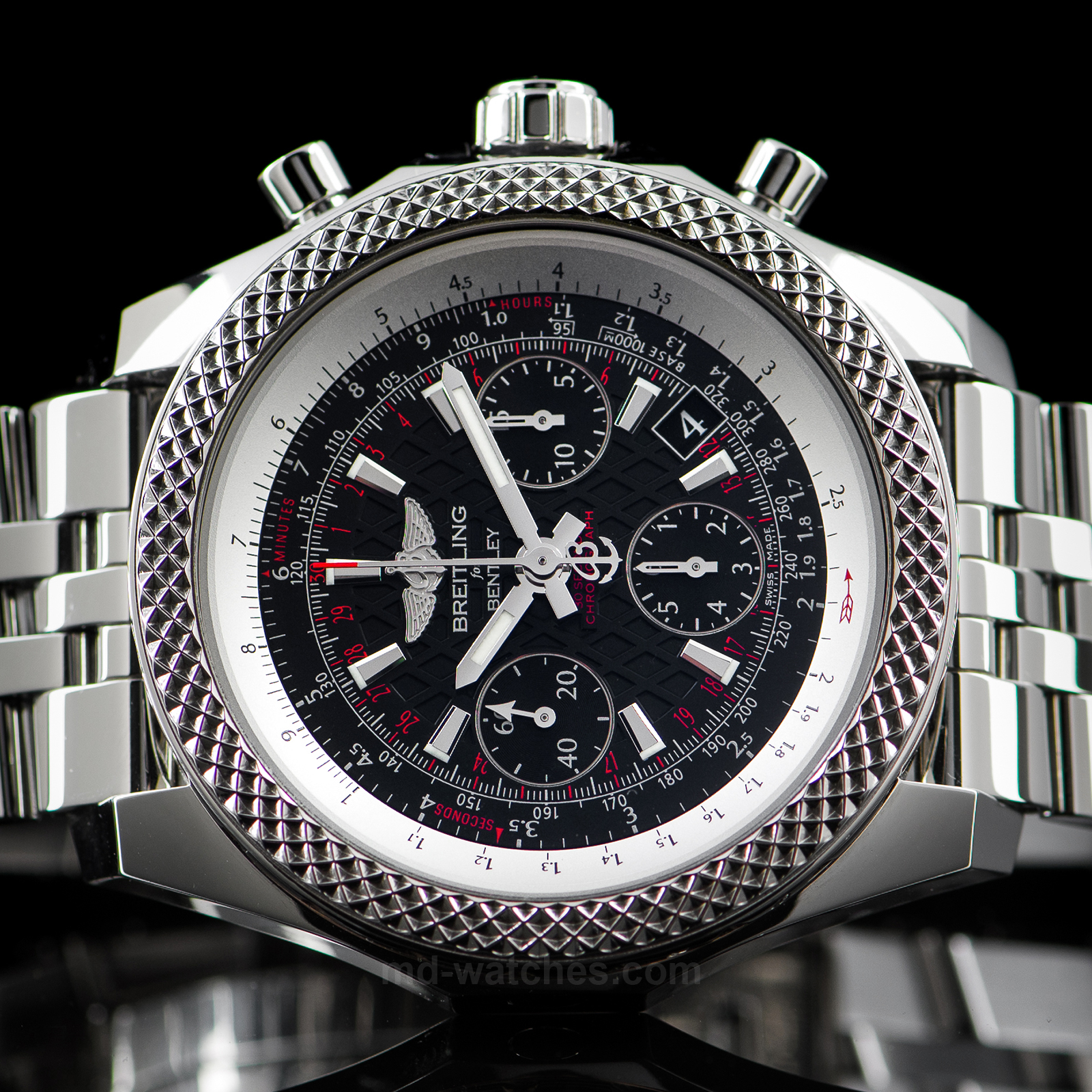 Breitling For Bentley >> Breitling Bentley B06 Ref Ab061221 Bd93 44mm