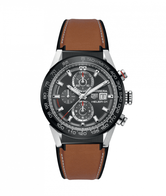 Watch Tag Heuer Calibre 01 new model